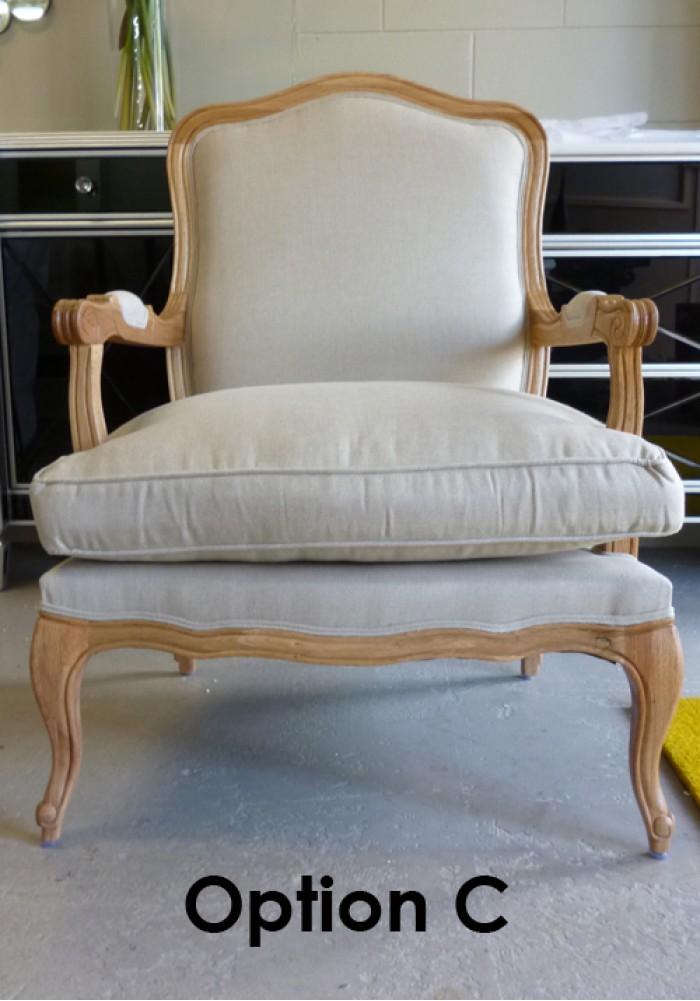 Casa Louisa Bergere Chair
