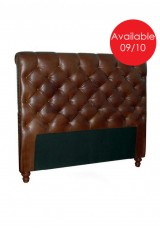 Jefford Tufted Headboard - Queen Size