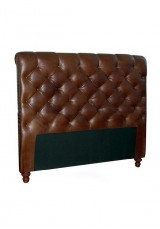 Jefford Tufted Headboard - Queen
