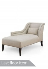 Lizzie Upholstery Chaise Lounge *Floor Item*