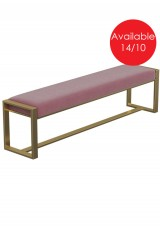 Jaslyn Upholstery Bench Seat / Stool