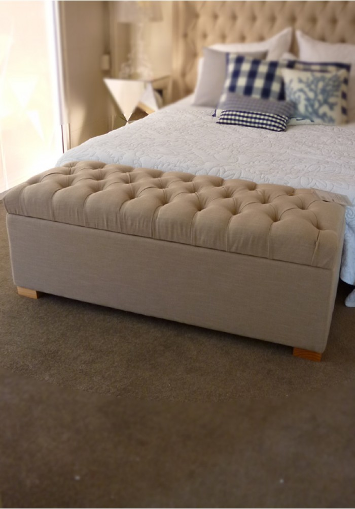 Manchester End Of Bed Ottoman