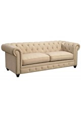 Chesterfield Sofa 3 seater *Last 1 Floor Item*
