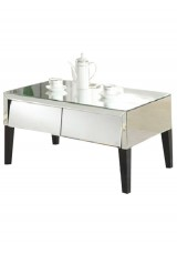 Angel Mirrored Coffee Table 85cm