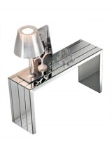 Cattelan Mirrored  Console Table 130cm