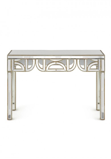 Iker Mirrored Console Table W100cm