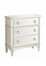Fyodor Antique Style Mirrored Drawer W78cm