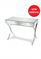 Barcelona Mirrored Dressing Table 101cm