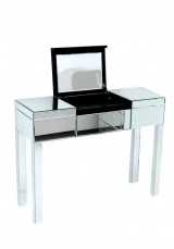 Hannah Mirrored Dressing Table 100cm
