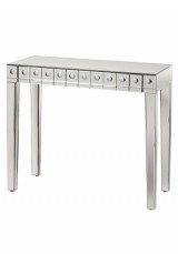 Imogen Mirrored Console Table 90cm