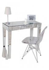 Imogen Mirrored Dressing Table 90cm