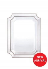 Ada Wall Mounted Mirror W85x75cm