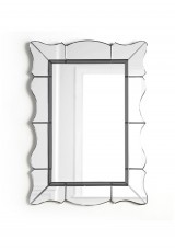 Esme Wall Mounted Mirror 60 x 90cm