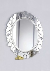 Joy Round Wall Mounted Mirror  60*60cm