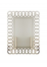 Kaily Wall Mounted Venetian Mirror 120H