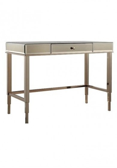 Daiki Mirrored Desk W107cm