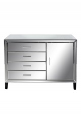 Aali Mirrored Sideboard W110
