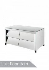 Angel Mirrored Sideboard - Large 150cm *Last Floor Item*