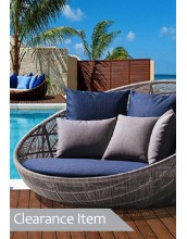Layton Lounger Outdoor Daybed *Clearance Item*